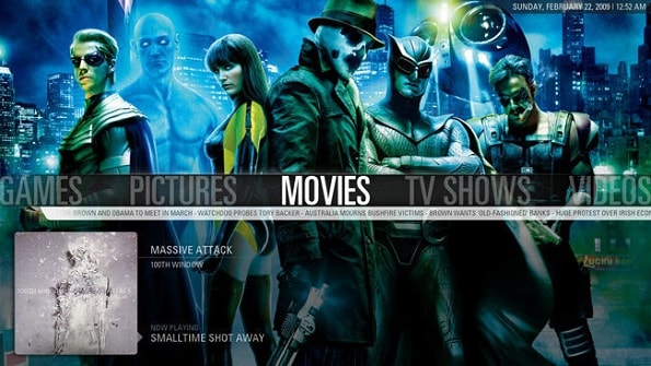 Kodi App Features
