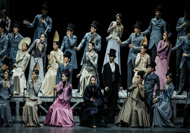 [Performance] The Korean National Ballet - Anna Karenina