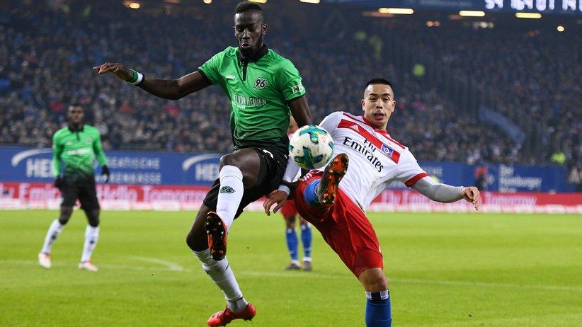 Bundesliga, 21. Spieltag: HSV und Hannover spielen unentschieden, Augsburg gewinnt