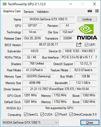 ASUS_EX_GTX1050TI-4G_GPU-Z_info