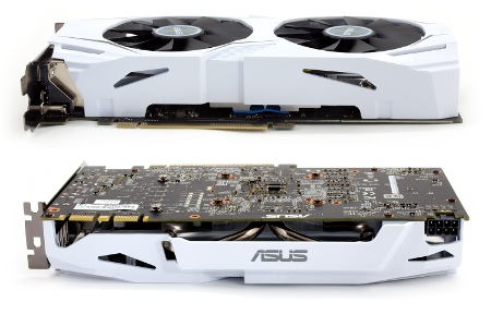 ASUS GeForce GTX 1070 Dual 3