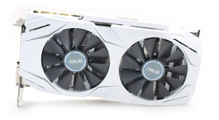 ASUS GeForce GTX 1070 Dual 2