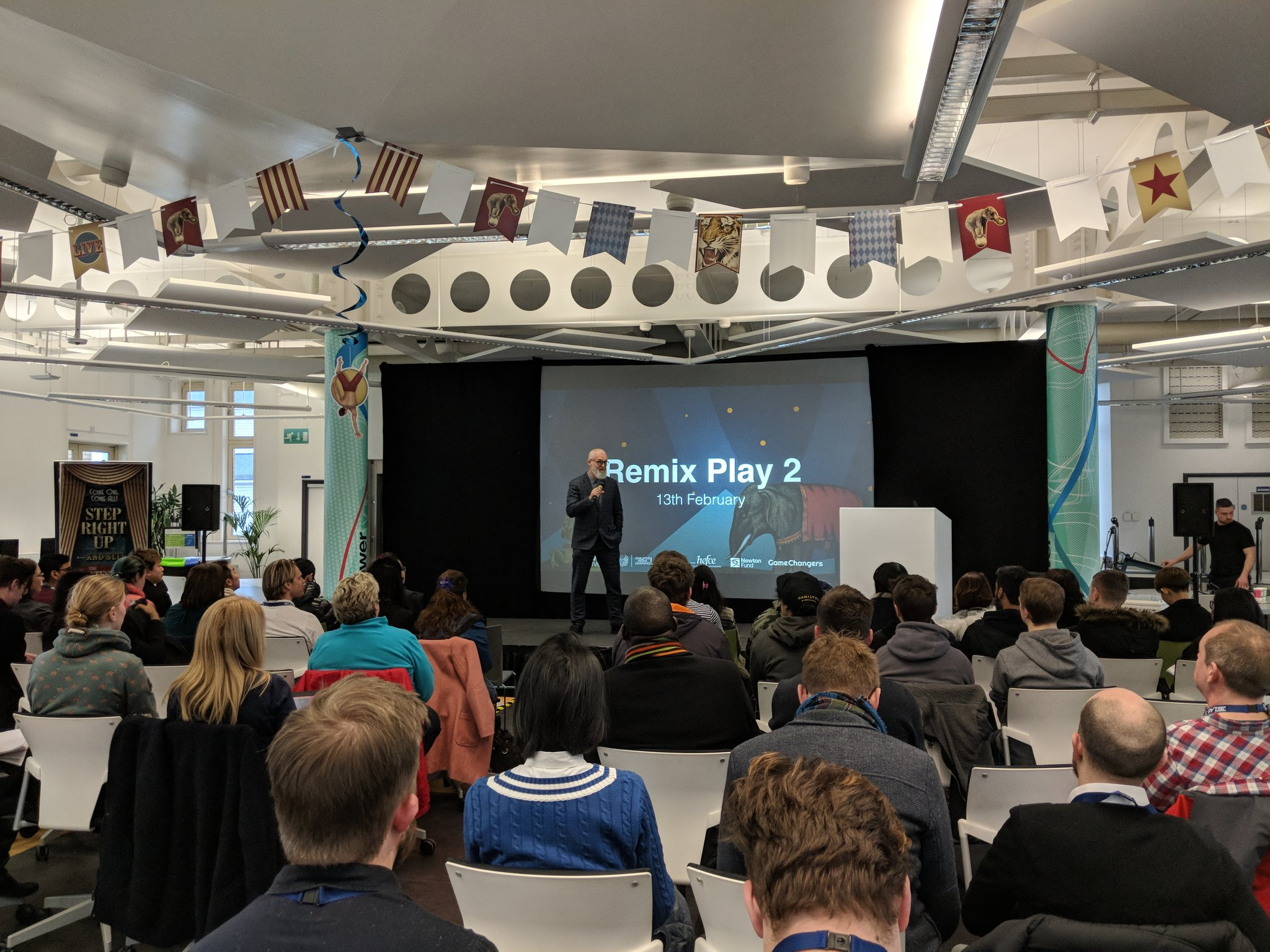 #RemixPlay2 is starting now https://t.co/WufkZo071j