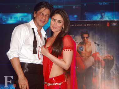 Shah Rukh Khan's Ra.One versus all the other films this October