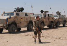 Army troops from Germany in Afghanistan