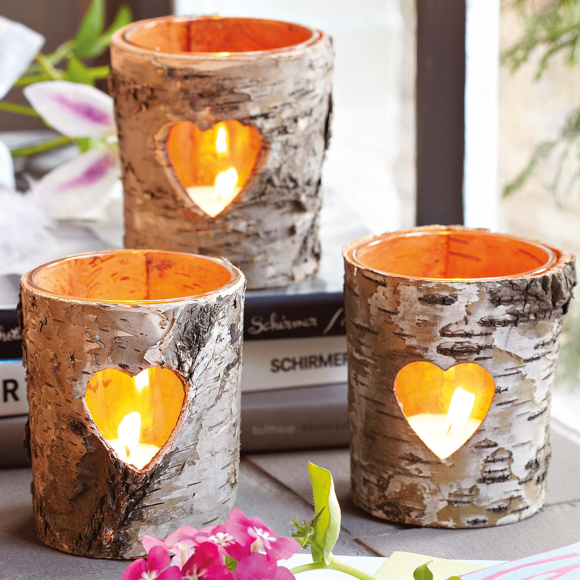 birch-bark-crafts-and-decorating-ideas-with-rustic-flair-furniture-photo-diy-candle-holder-design-ideas
