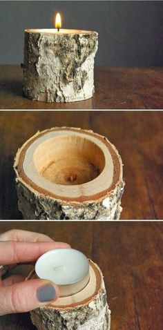 40 Extremely Clever DIY Candle Holders Projects For Your Home  homesthetics decor (8)