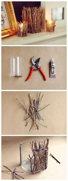 40 Extremely Clever DIY Candle Holders Projects For Your Home  homesthetics decor (27)