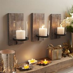 40 Extremely Clever DIY Candle Holders Projects For Your Home  homesthetics decor (35)