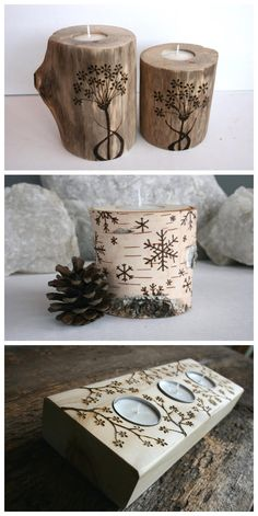 40 Extremely Clever DIY Candle Holders Projects For Your Home  homesthetics decor (37)