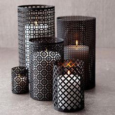 40 Extremely Clever DIY Candle Holders Projects For Your Home  homesthetics decor (38)