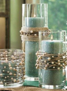 40 Extremely Clever DIY Candle Holders Projects For Your Home  homesthetics decor (40)