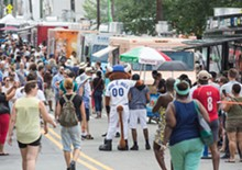 County Fare: The Triangle's First Food Truck Court