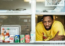 A Former Harlem Globetrotter Settles in North Carolina to Open a Louisiana Food Truck