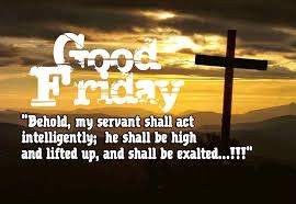 Good Friday Status 2017