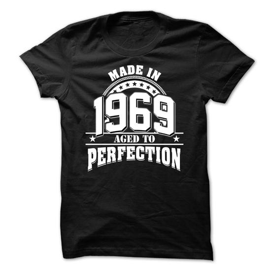 Made In 1969 - Aged To Perfection