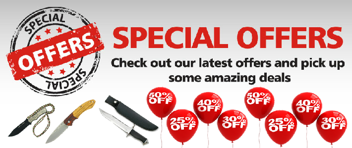special offers knifewarehouse