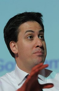 Ed Miliband: looking glaikit? <em>Picture: The CBI</em>