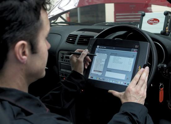 DS800E Vehicle Diagnostics EOBD testing Facility