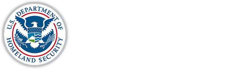 U.S. Department of Homeland Security Immigration and Customs Enforcement Logo