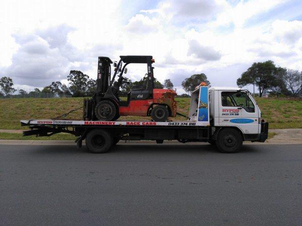 HYPO9 towing