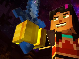 Minecraft: Story Mode Season Two goes Above and Beyond for its season finale trailer
