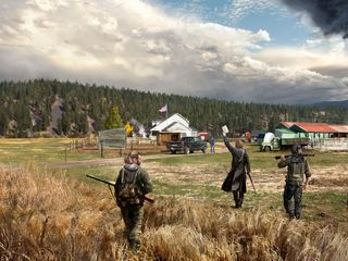 Meet the Resistance in Far Cry 5's latest trailer