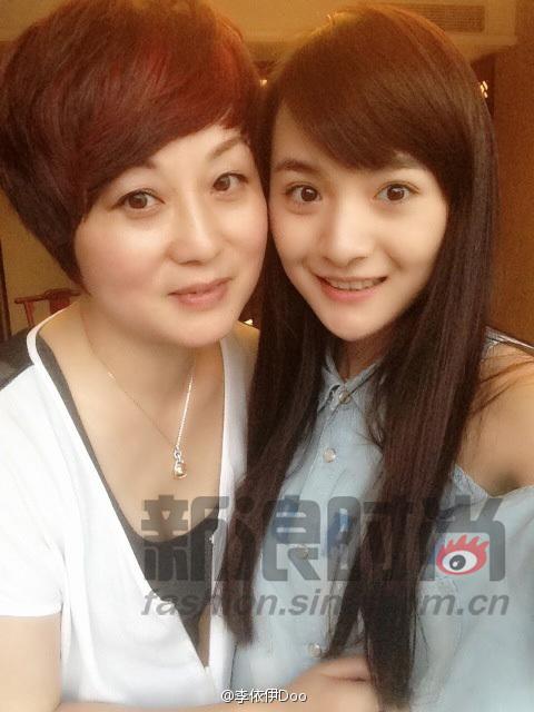 北影学霸校花李依伊迷倒众生 最好的妹子在中国