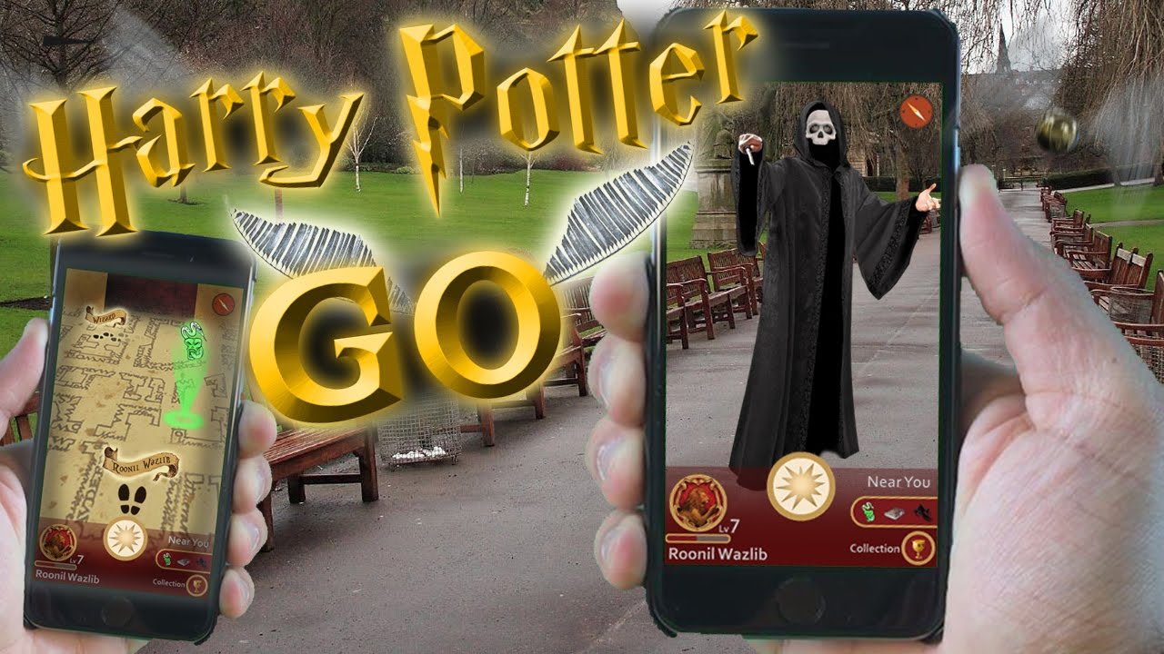 harry potter go release date