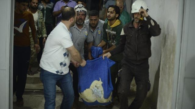 PKK/PYD kills 3 civilians in Syria's Aleppo