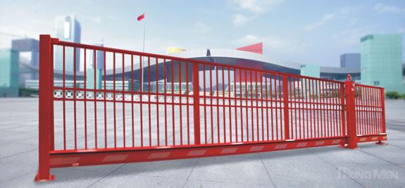 P706D-R,红门提供电动门,道闸,岗亭,智能停车场管理系统等
