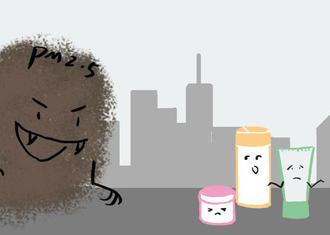 为什么大城市的姑娘容易皮肤差?