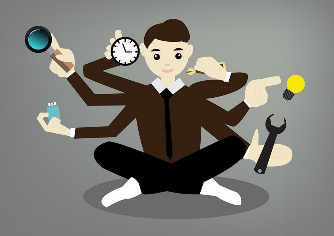 the problem with multitasking