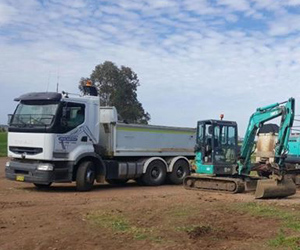 Truck Hire Hunter Region, Excavator Hire Scone, Excavation Muswellbrook
