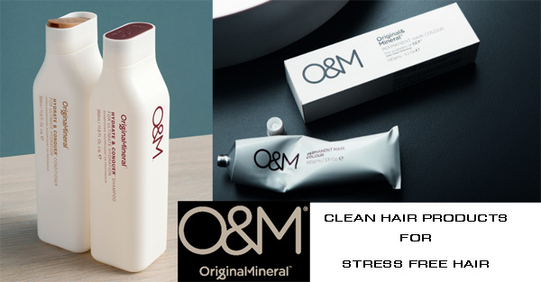 Clean hair products