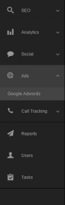 Adwords reporting module