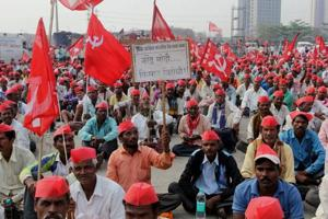 Maharashtra farmers' march: No piecemeal solutions to the farm crisis