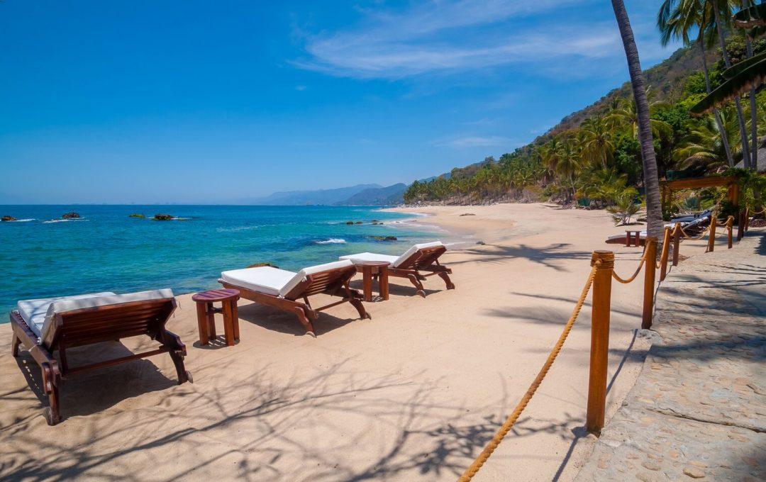 Playa Camarones Mazatlan