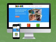 Website Launch – Kids Crib