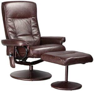 Relaxzen 60-425111 Leisure Massage Reclining Chair