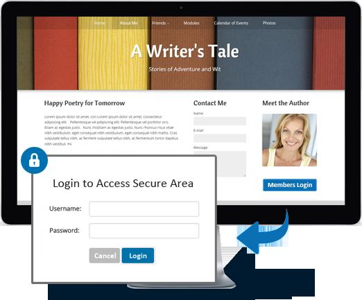 Bravenet Password Protect Service