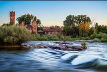 Outdoor Recreation / Missoula is an active city in the Northern Rockies that abuts a national forest, boasts numerous recreation areas, and seems to attract rivers like a fish to a fly. Getting outdoors in Missoula is easy. Deciding what to do may prove a bit more challenging.