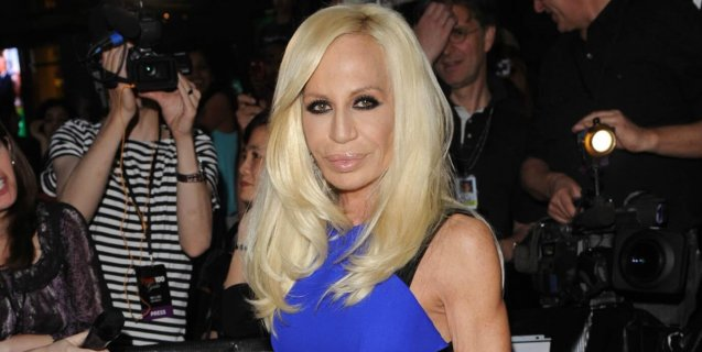 Victory! Donatella Versace Says Fur Is Over: 'It Doesn't Feel Right'