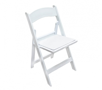 white-padded-folding-chair
