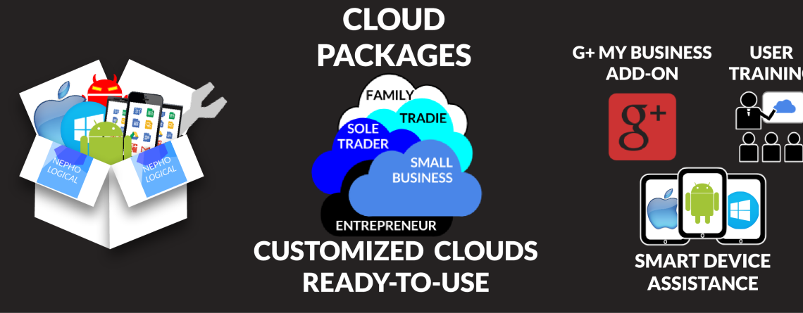 Cloud packages for every walk of life