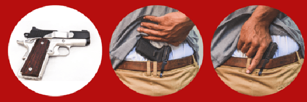 Best Concealed Carry Holsters