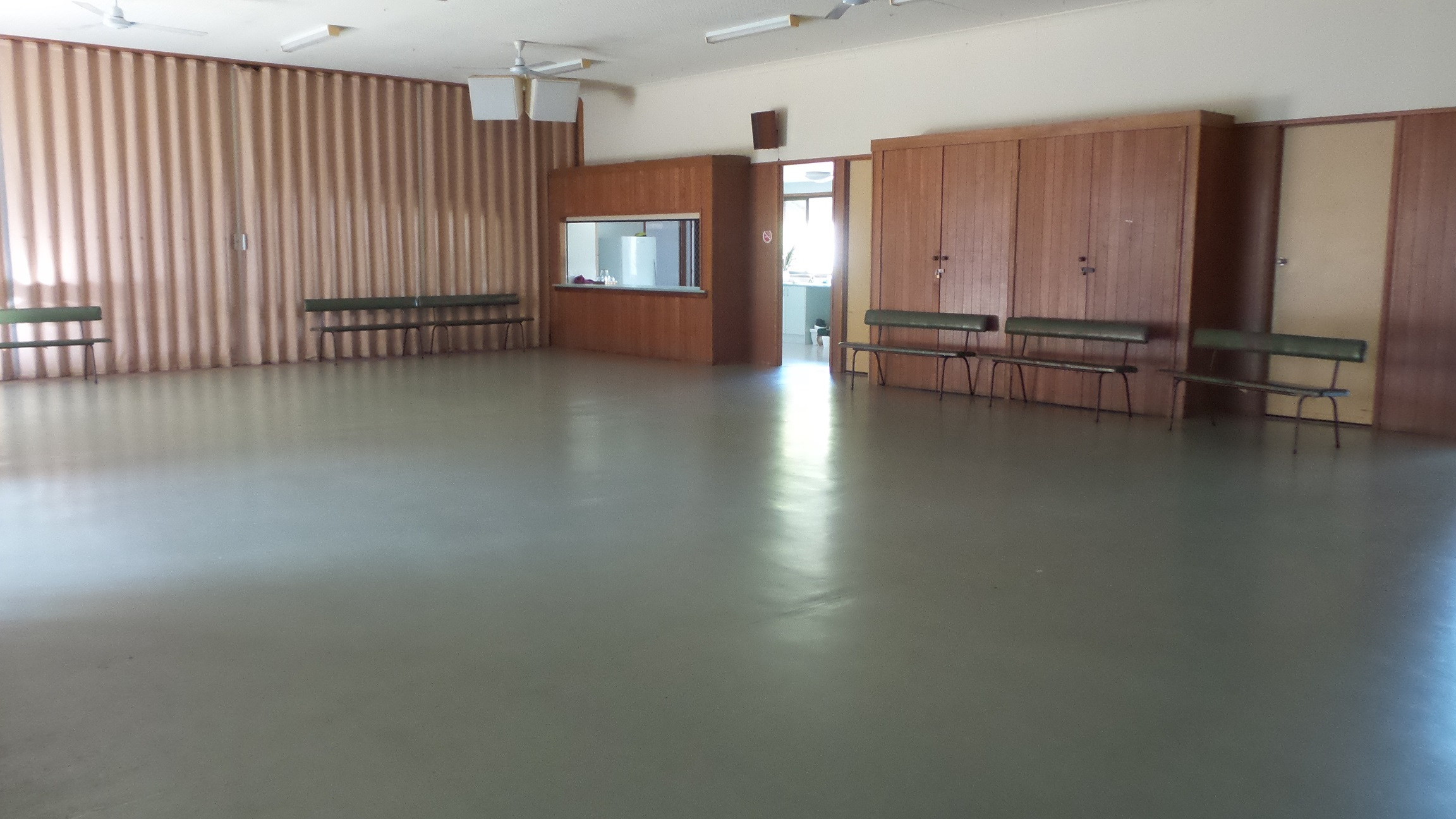 EUC Church hall 2