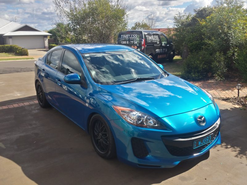 Paint Protection Toowoomba