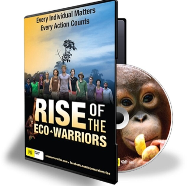 Rise of the Eco Warriors now available on DVD in Australia and New Zealand