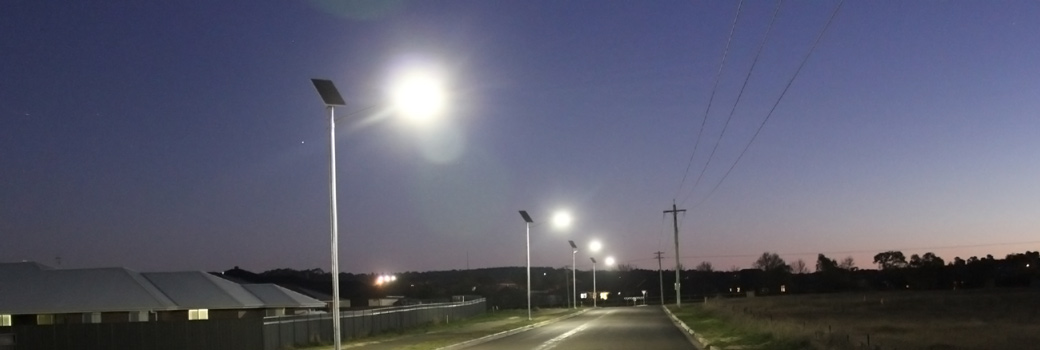 Solar G - Solar Powered LED Street Lighting and Advance Warning Signaling Systems